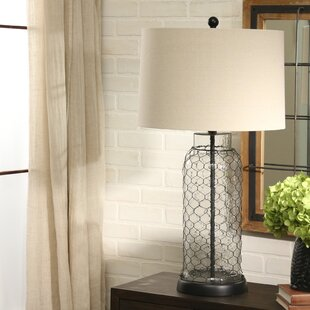 Towles Glass 31 Table Lamp