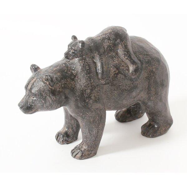 Bear Sculpture Wayfair
