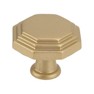 Italian Designs Octagon Novelty Knob