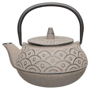 Studio 0.8 qt. Cast Iron Teapot