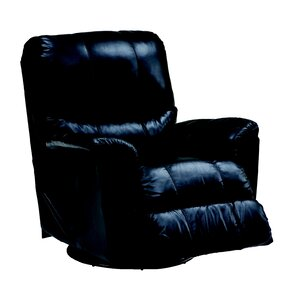 Grady Leather Manual Rocker Recliner  sc 1 st  Wayfair : palliser swivel recliner - islam-shia.org