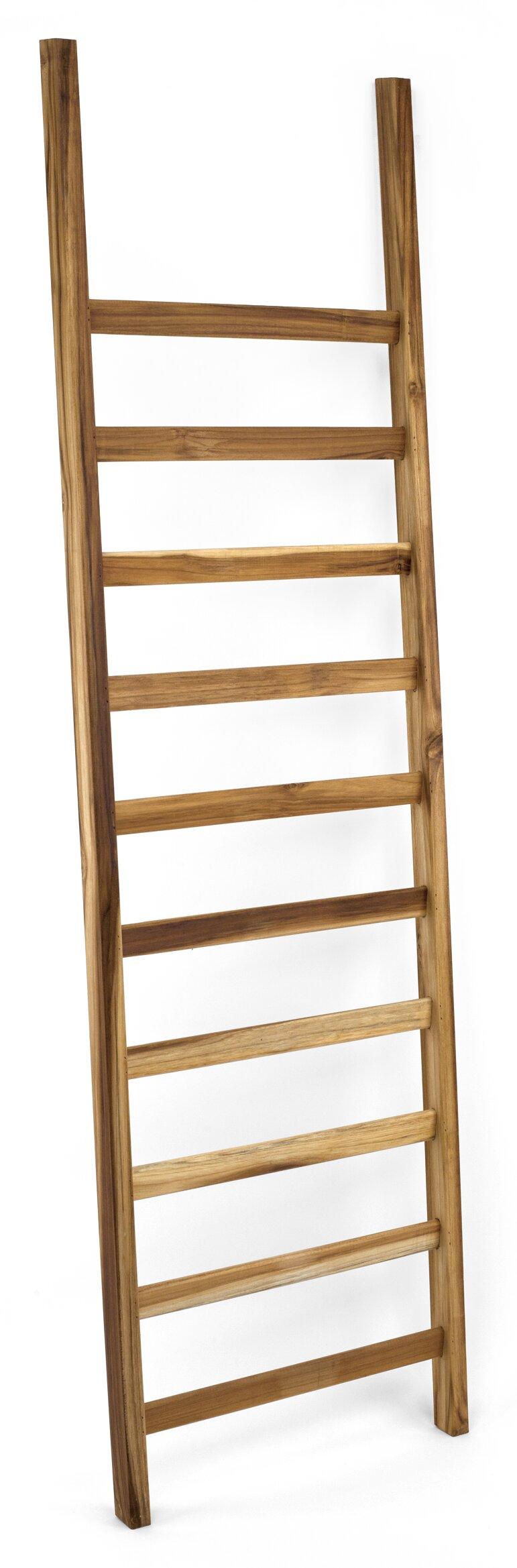 Design Ideas Takara 5 ft Decorative Ladder | Wayfair