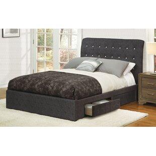 Manhattan Upholstered Storage Platform Bed by Red Barrel Studio