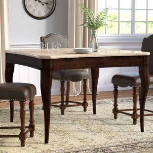 Swenson Counter Height Dining Table by Darby Home Co Best Choices