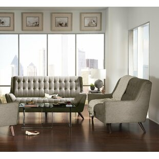 Affordable Price Kaden 2 Piece Living Room Set by Infini Furnishings Reviews (2019) & Buyer's Guide
