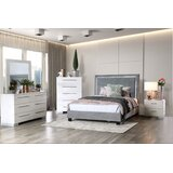 Thorncliffe Queen 5 Piece Bedroom Set by Orren Ellis