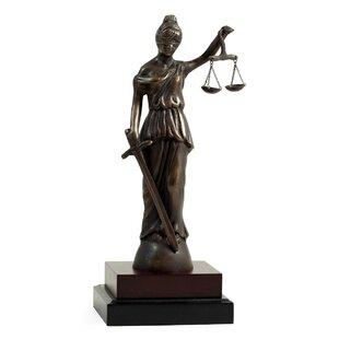 Lady Justice Statue Wayfair Ca