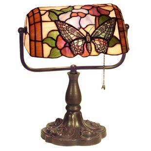 Prouty Butterfly 13 Table Lamp