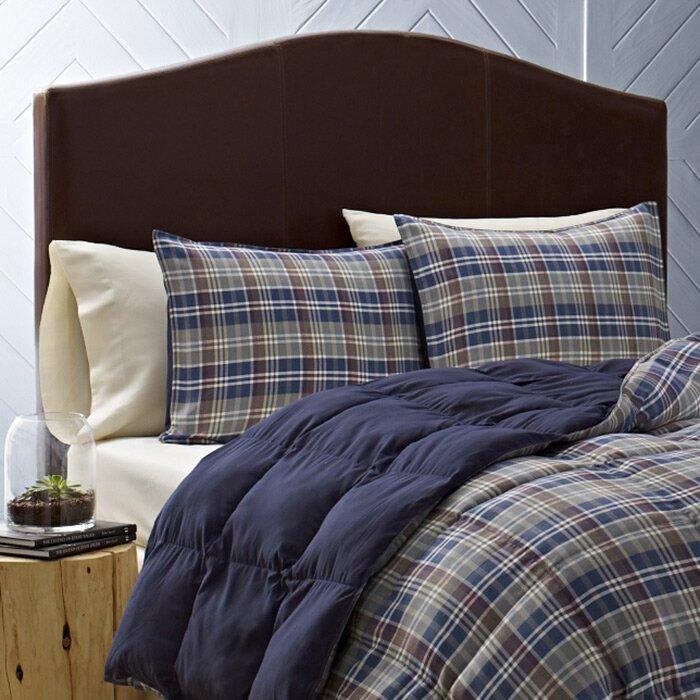 eddie bauer rugged comforter set & reviews | wayfair