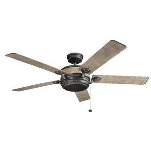 60 Sherley 5 Blade Outdoor Ceiling Fan By 17 Stories Outdoor Lighting