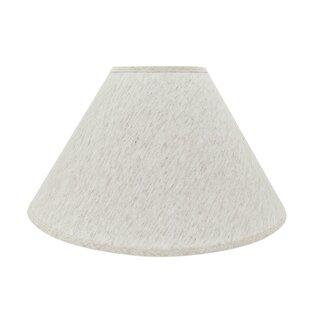Transitional Hardback 20 Linen Empire Lamp Shade
