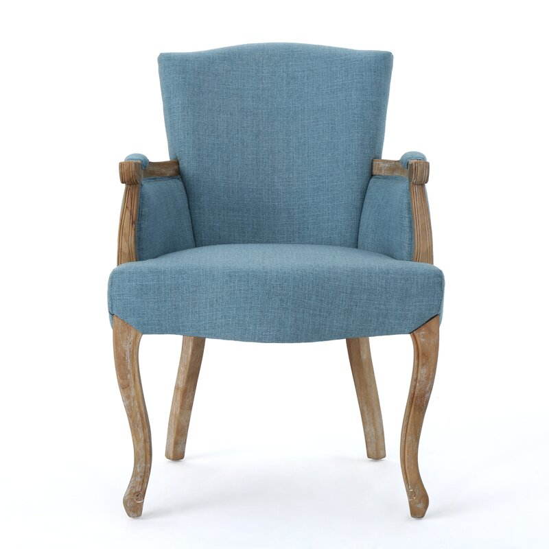 Prejean Upholstered Arm Chair
