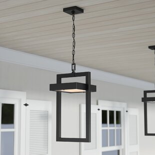 Fortune 1-Light Outdoor Pendant