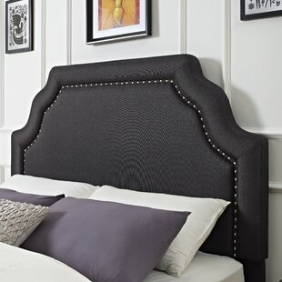 Find Benedict Upholstered Panel Headboard by Alcott Hill