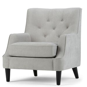 Grange Tufted Armchair by Simpli Home