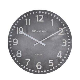 "Schram Retro London 30"" Wall Clock"