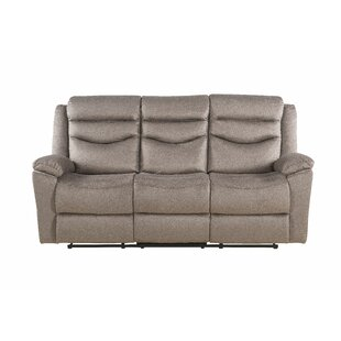 Look for Itasca Reclining Sofa by Ebern Designs Reviews (2019) & Buyer's Guide