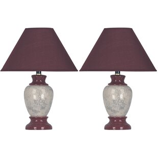 Merle 15 Table Lamp (Set of 2)