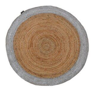 Roberta Handwoven Natural Rug by Bakero