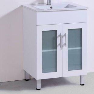 24 Single Modern Bathroom Vanity Set by Belvedere Bath