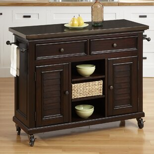 Harrison Kitchen Island by Beachcrest Home