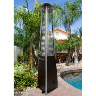38 000 Btu Natural Gas Patio Heater