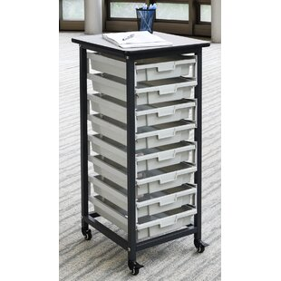 Affordable 8-Drawer Storage Chest By Luxor
