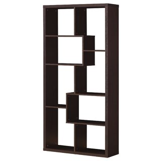Anisa Geometric Bookcase by Ebern Designs SKU:BA748933 Shop