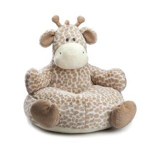 Attrayant Savanna Giraffe Kids Novelty Chair