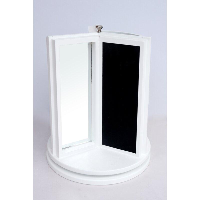 clearambient schmuckschrank mit spiegel. Black Bedroom Furniture Sets. Home Design Ideas