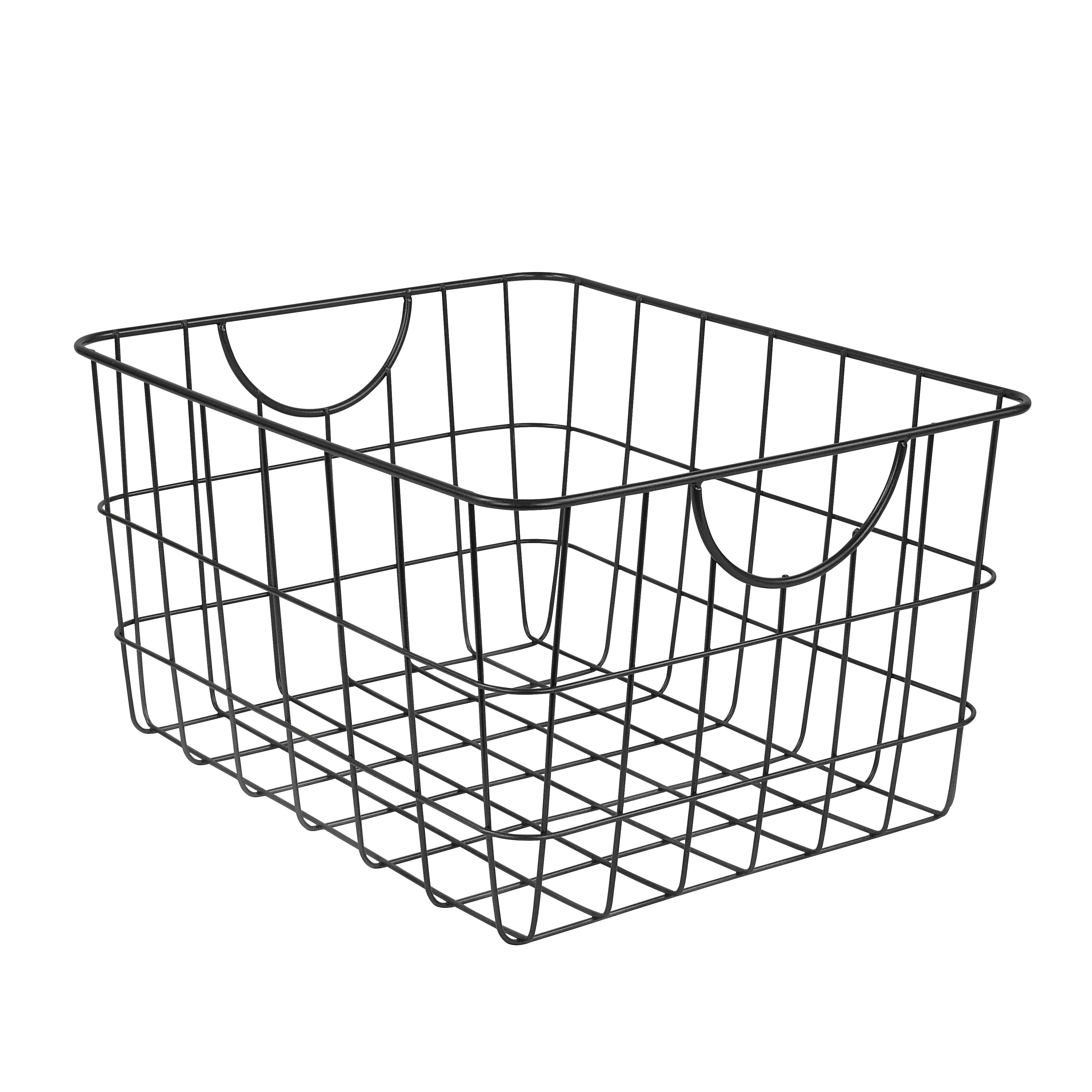 Spectrum Diversified Utility Metal/Wire Basket & Reviews | Wayfair