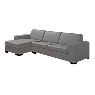 Wenlock Leather Sectional