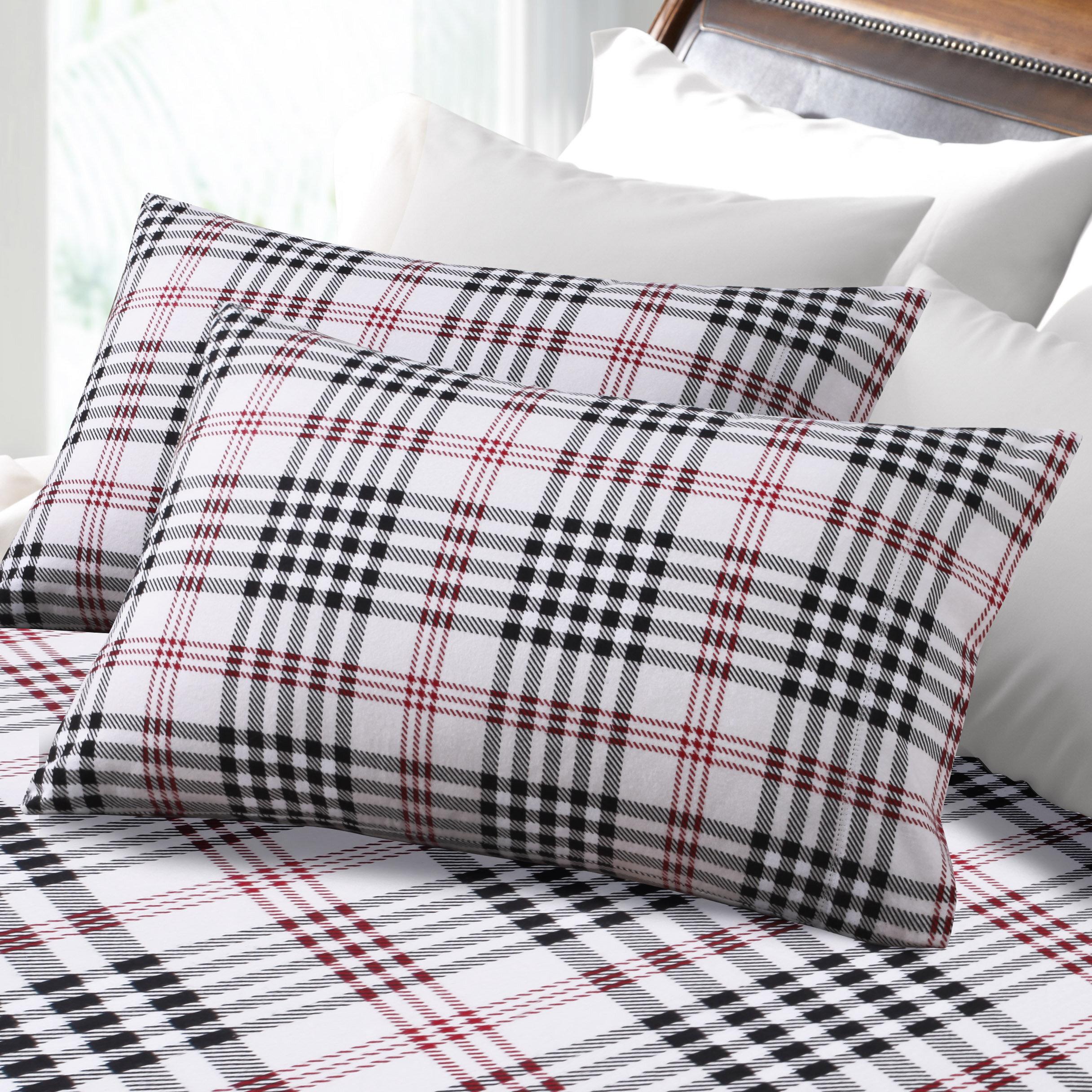 Tribeca Living Flannel Sheet Set Iv Reviews Wayfair
