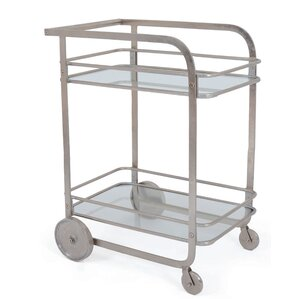 Drummond Two-Tier Trolley by 17 Stories