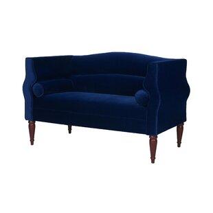 Strange Joanna Camelback Loveseat Machost Co Dining Chair Design Ideas Machostcouk