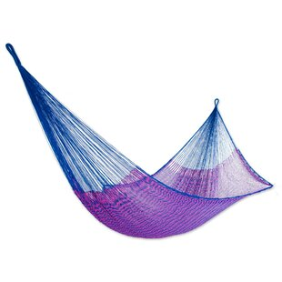 Catt Iridescent Tropics Tree Hammock by Bloomsbury Market Fresh