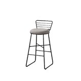 Nyle Foster 29.75 Bar Stool by Ivy Bronx