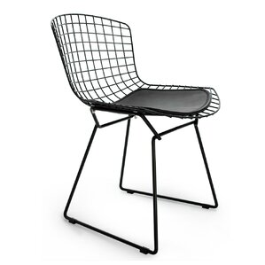 Ellie Dining Chair with Genuine Leather C..