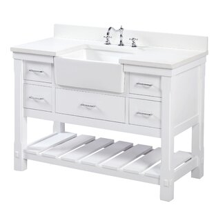 New White Bathroom Vanities Painting