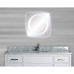 Find for Vadara Halo LED Illuminated Bathroom/Vanity Mirror ByMTD Vanities