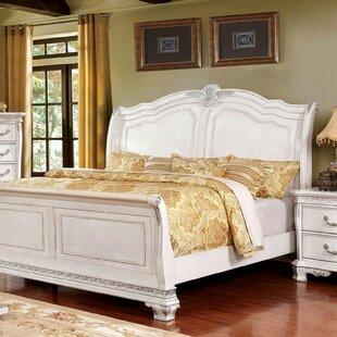 Lena Sleigh Bed