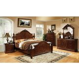 Tesfai Ii Queen 4 Piece Bedroom Set by Charlton Home