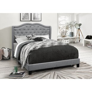Omari Upholstered Panel Bed