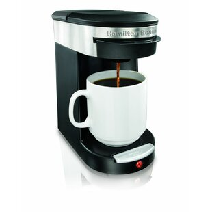 Personal One Cup Pod Brewer
