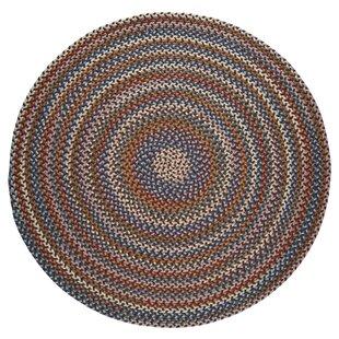 Handmade Walnut Area Rug by The Conestoga Trading Co.