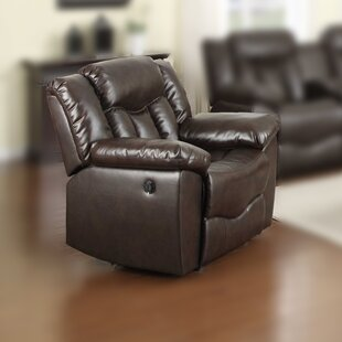 James Manual Wall Hugger Recliner by Nathaniel Home