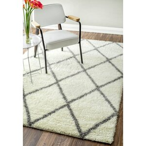 Bronson Off-White Area Rug