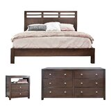 Stowers Platform Configurable Bedroom Set by Charlton Home