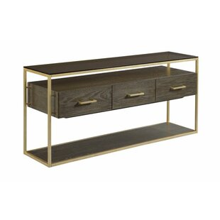 Ansel Console Table By Ivy Bronx