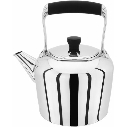 Classic Stainless Steel Stovetop Kettle Stellar
